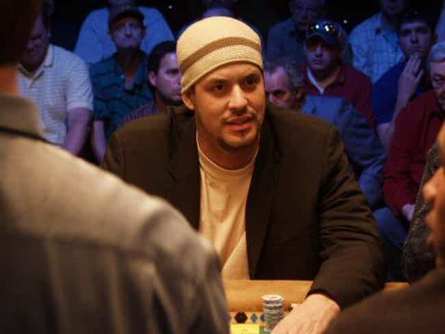 Jean-Robert Bellande is listed (or ranked) 1 on the list Famous Male Professional Poker Players