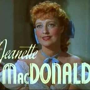 Jeanette MacDonald is listed (or ranked) 16 on the list Full Cast of Monte Carlo Actors/Actresses