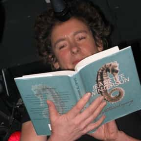 Jeanette Winterson is listed (or ranked) 24 on the list The Best Gay Authors
