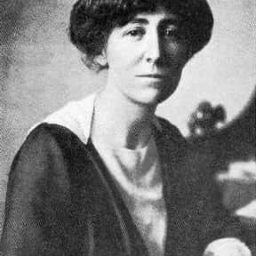 Jeannette Rankin is listed (or ranked) 21 on the list List of Famous Peace Activists