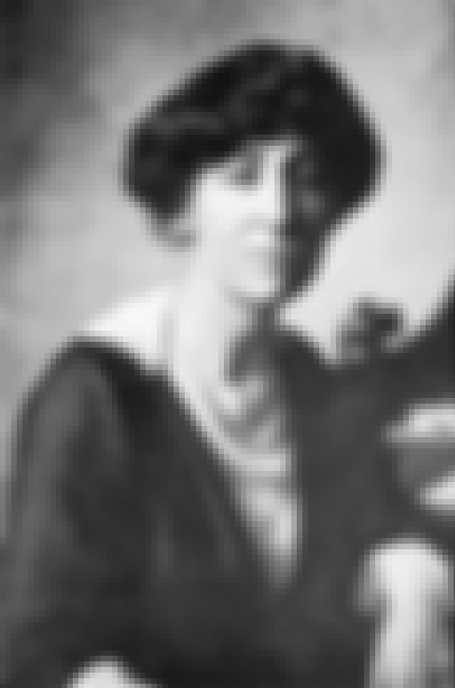 Jeannette Rankin is listed (or ranked) 8 on the list List of Famous Pacifists
