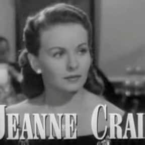 Jeanne Crain is listed (or ranked) 18 on the list Famous People Who Died in 2003