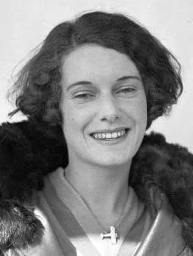 Jean Batten is listed (or ranked) 7 on the list Famous People Who Were Killed in Animal Attacks