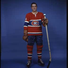 Jean Béliveau is listed (or ranked) 16 on the list The Best NHL Players of All Time