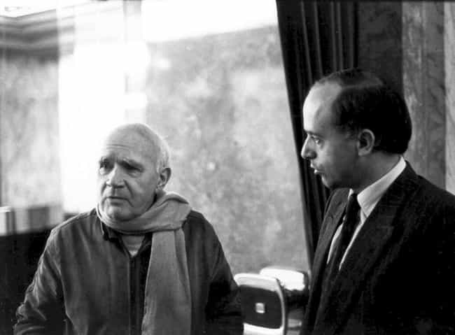 Jean Genet is listed (or ranked) 3 on the list Famous People Born in 1910