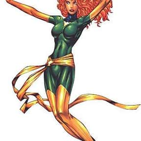 Jean Grey is listed (or ranked) 9 on the list List of All X-Factor Members