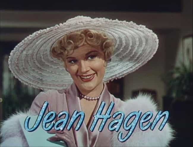 Jean Hagen is listed (or ranked) 5 on the list Famous People Who Died of Esophageal Cancer