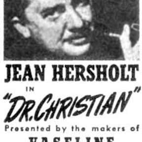 Jean Hersholt is listed (or ranked) 18 on the list Famous People From Denmark