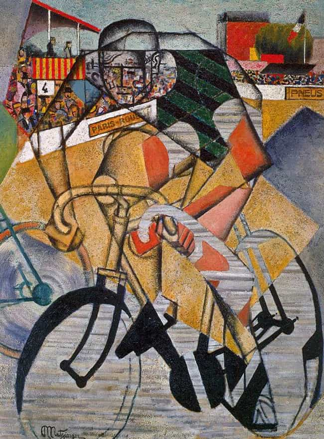 Jean Metzinger is listed (or ranked) 7 on the list Famous Cubist Artists, Ranked