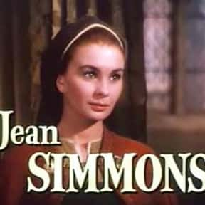 Jean Simmons is listed (or ranked) 2 on the list Full Cast of The Blue Lagoon Actors/Actresses