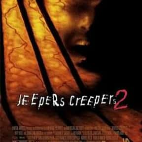Jeepers Creepers 2 is listed (or ranked) 25 on the list The Best Horror Movie Sequels