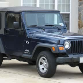 Jeep Wrangler is listed (or ranked) 11 on the list The Best Car Values