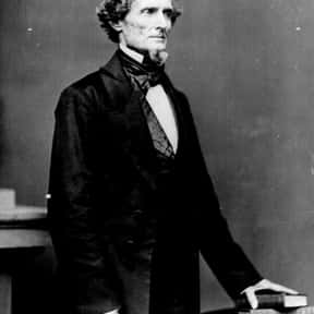 Jefferson Davis is listed (or ranked) 1 on the list Famous Transylvania University Alumni