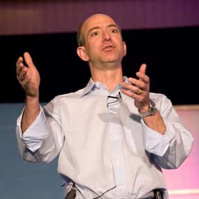 Jeff Bezos is listed (or ranked) 3 on the list Famous Entrepreneurs from the United States