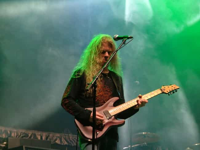 Jeff Loomis is listed (or ranked) 2 on the list Famous Guitarists from Wisconsin