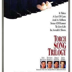 Torch Song Trilogy is listed (or ranked) 14 on the list The Best LGBTQ+ Comedy Movies