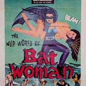 The Wild World of Batwoman is listed (or ranked) 2 on the list The Best '60s Superhero Movies