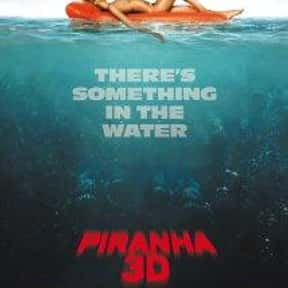 Piranha 3D is listed (or ranked) 21 on the list The Scariest Ship Horror Movies Set on the Sea