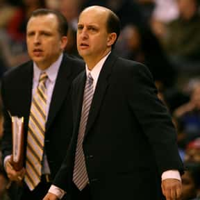 Jeff Van Gundy is listed (or ranked) 25 on the list The All Time Greatest NBA Coaches