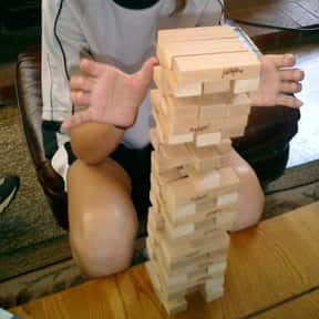 Jenga is listed (or ranked) 5 on the list The Best Board Games For Kids
