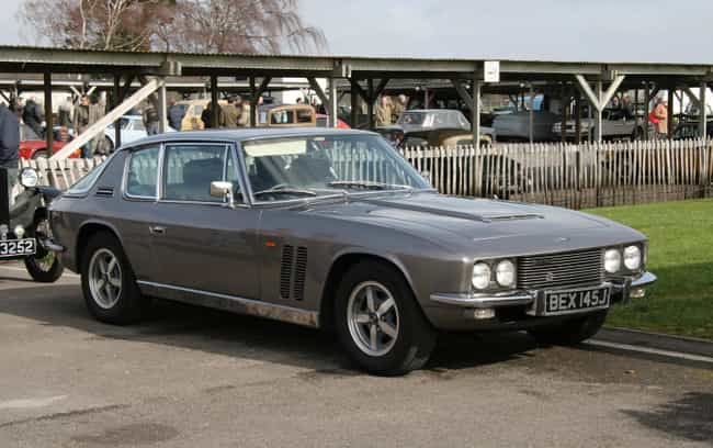 Jensen FF is listed (or ranked) 4 on the list Full List of Jensen Motors Models