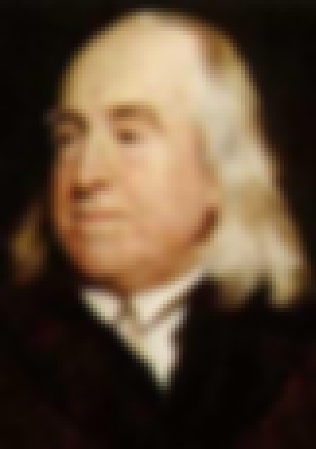 Jeremy Bentham is listed (or ranked) 1 on the list 12 Historic People Who Had Crazy Last Wills
