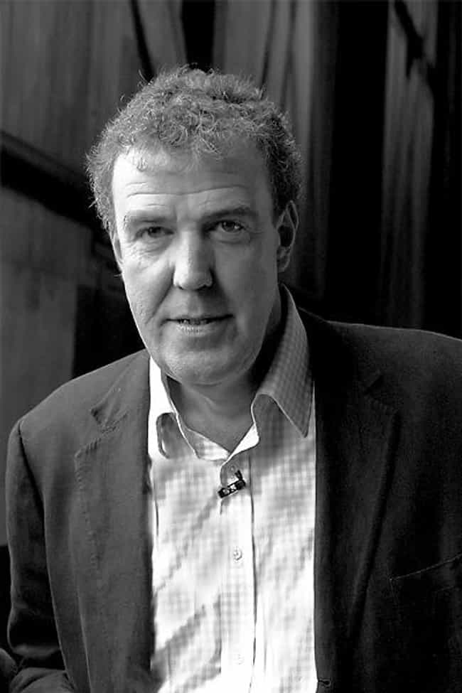 Jeremy Clarkson is listed (or ranked) 1 on the list Famous Male Broadcasters