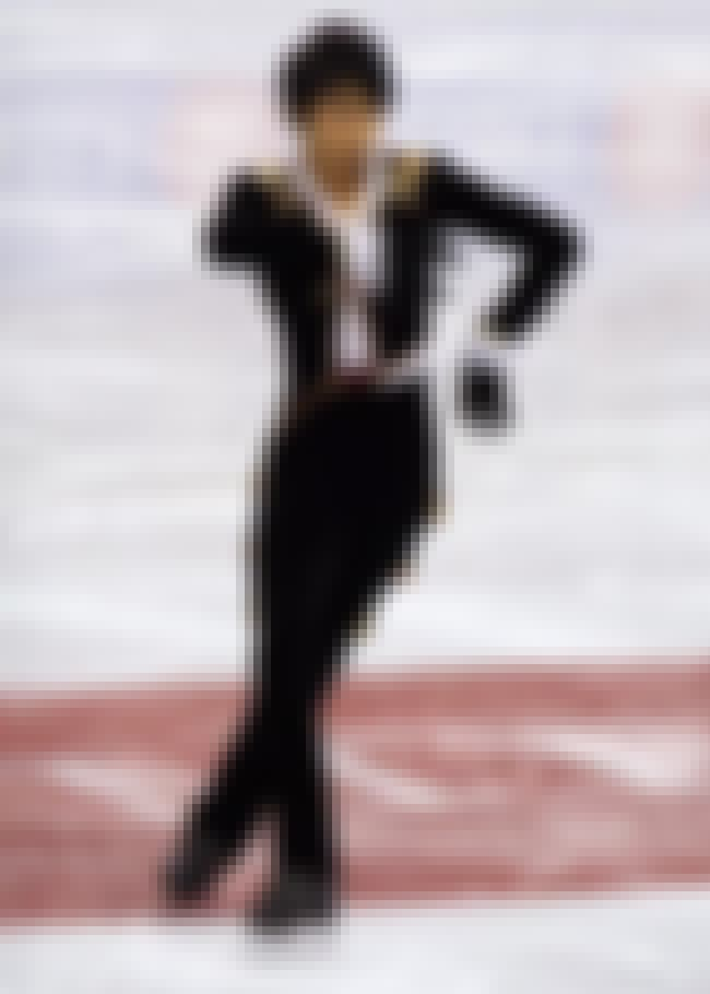 Jeremy Ten is listed (or ranked) 6 on the list Famous Figure Skaters from Canada