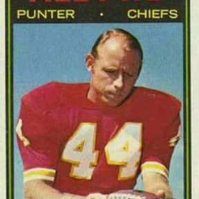 Jerrel Wilson is listed (or ranked) 25 on the list List of Famous Football Punters