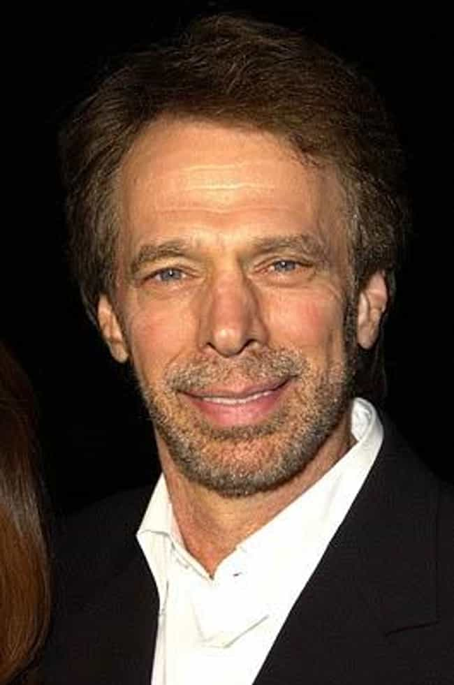 Jerry Bruckheimer is listed (or ranked) 3 on the list Famous People who Majored in Psychology
