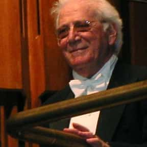 Jerry Goldsmith is listed (or ranked) 5 on the list The Best Film Score Composers