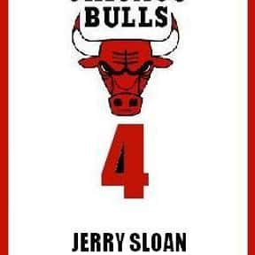 Jerry Sloan is listed (or ranked) 22 on the list Famous People Named Jerry