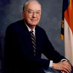 Jesse Helms is listed (or ranked) 16 on the list Famous People From North Carolina