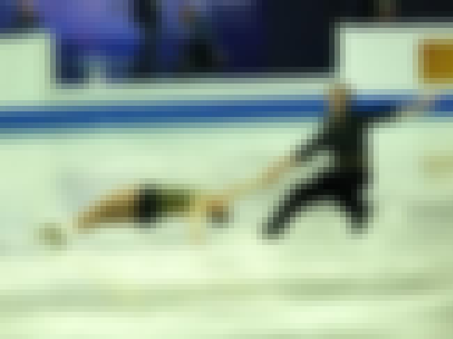 Jessica Dubé is listed (or ranked) 7 on the list Famous Figure Skaters from Canada