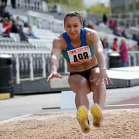 Jessica Ennis-Hill is listed (or ranked) 15 on the list Famous People Named Jessica