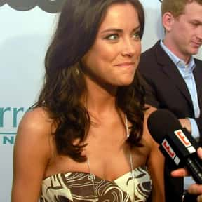 Jessica Stroup is listed (or ranked) 6 on the list 90210 Cast List