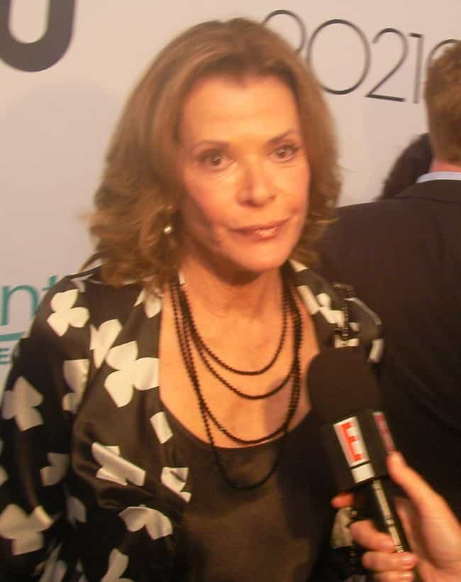 Jessica Walter is listed (or ranked) 1 on the list Three's a Crowd Cast List