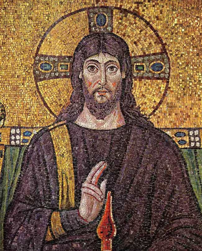 Jesus Christ is listed (or ranked) 1 on the list Famous Male Prophets