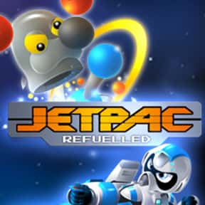 Jetpac Refuelled is listed (or ranked) 6 on the list The Best Indie Games on Xbox Game Pass