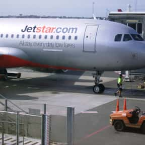 Jetstar Airways is listed (or ranked) 13 on the list List of Melbourne Airport Airlines