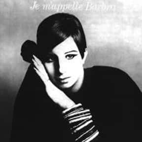 Je m'appelle Barbra is listed (or ranked) 23 on the list The Best Barbra Streisand Albums of All Time