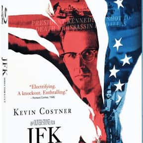 JFK is listed (or ranked) 20 on the list The Top 20+ Best Tommy Lee Jones Movies of All Time, Ranked