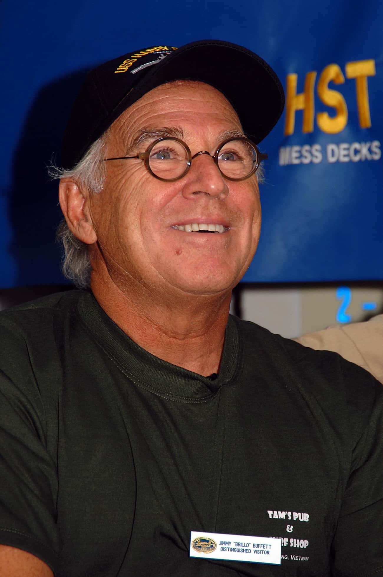 Jimmy Buffett is listed (or ranked) 3 on the list 50+ Celebrities Who Live in Florida
