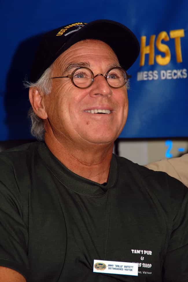 Jimmy Buffett is listed (or ranked) 2 on the list Celebrities Born On Christmas Day