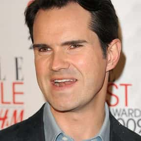 Jimmy Carr is listed (or ranked) 1 on the list Famous People Whose Last Name Is Carr