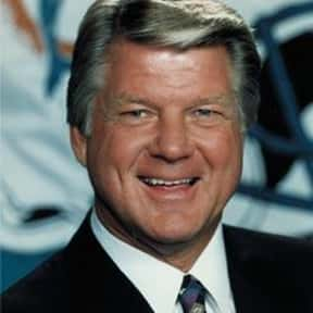Jimmy Johnson is listed (or ranked) 9 on the list The Best College Football Coaches of All Time
