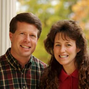 Jim Bob Duggar is listed (or ranked) 17 on the list Famous People From Arkansas