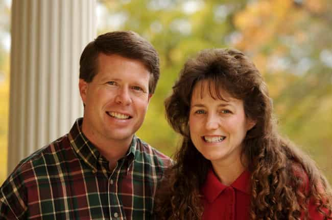 Jim Bob Duggar is listed (or ranked) 3 on the list Famous Male Real Estate Brokers