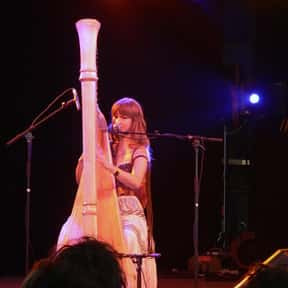 Joanna Newsom is listed (or ranked) 4 on the list Famous People Named Joanna