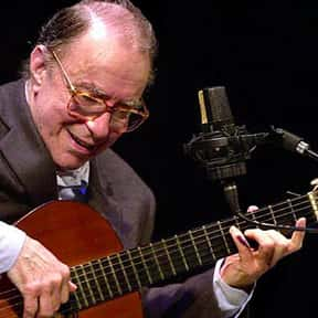 João Gilberto is listed (or ranked) 14 on the list The Best Latin Jazz Bands/Artists
